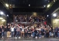 Премиерата на рок операта бе отменена заради епидемията. Снимка: ©Държавна опера - Пловдив