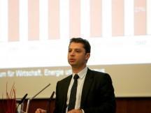 Министърът на икономиката се срещна на бизнес форум в Берлин с представители на близо 70 германски компании.  Снимка МИЕТ