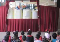 Малчуганите с невероятен интерес проследиха кукления спектакъл за зъбките.