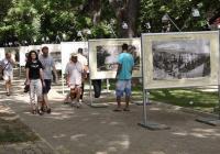 Снимките в центъра на града бързо привлякоха погледите на старозагорци. Снимка chambersz.com