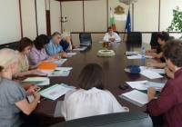 На заседанието бяха обсъдени въпроси за бъдещото развитие на музея. Снимка Министерство на културата
