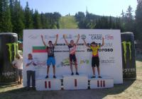 След изключително силно каране по 5700-метровото трасе Адриан Беев заслужено грабна шампионската титла.