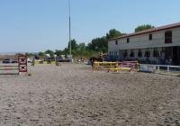 Изграден е и нов тренировъчен манеж с размери 30 на 40 метра. Снимка Община Бургас