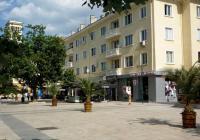 Според градската управа на Сливен центърът вече е подходящо озеленен. Снимка Община Сливен