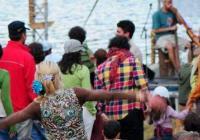 И тази година стотици хора ще се забавляват край язовира в Западните Родопи Снимка fest.beglika.org