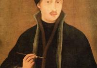 Захари Зограф е един от първите български творци, обърнали поглед към европейското изкуство.