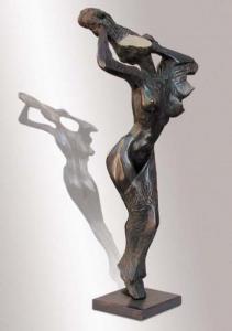 """Авторът е носител на наградата за скулптура на Министерството на културата на """"Първи есенен салон за изящни изкуства"""" (1990) и има номинация за наградата """"Пловдив"""" (1993).  Снимка eventsplovdiv.info"""