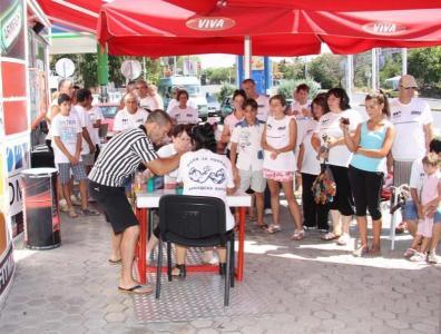 Турнирът събра не само много състезатели, но и публика.  Снимка Община Стара Загора