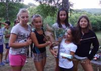 Незабравими за децата остават излетите сред природата в Калоферския балкан. Снимка Община Стара Загора