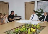 Старозагорският кмет обясни на среща с жители на квартала по кои улици ще се работи. Снимка Община Стара Загора