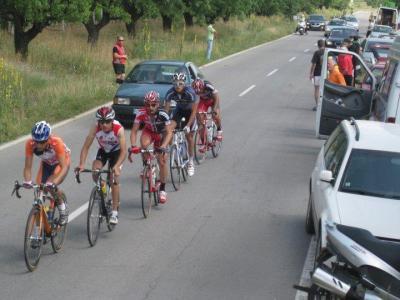 В отборния шампионат на шосе могат да участват тимове в състав от 3 до 6 състезатели.