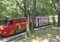 Детската железница на Младежкия хълм е любимо място за забавление на малките пловдивчани. Снимка Aspekti.info (архив)