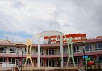 1.7 милиона лева са вложени в изграждането и оборудването на корпус А на детското заведение. Снимка Община Бургас