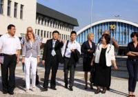 Китайските бизнесмени са на двудневно посещение в Пловдив. Снимка Международен панаир