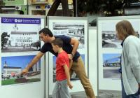 Фотоси от миналото и настоящето на Международен панаир Пловдив са събрани в експозицията по повод 120 г. от началото на панаирното дело в България.