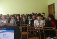 Информационният семинар в Кричим премина при голям интерес. Снимка ОИЦ - Пловдив
