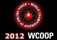 WCOOP 2012 има 65 турнира с награден фонд 30 млн. долара.
