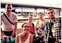 Подготовката за заминаването на студентите във Франция започна още през юни.  Снимка УХТ - Пловдив
